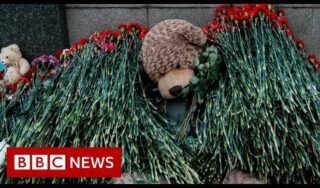 Children and teacher killed in Russia school shooting – BBC News