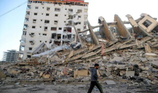 Heavy Israeli-Palestinian fighting only seems set to intensify