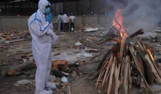India's COVID-19 death toll passes 250,000 after new daily record