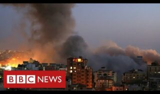 Israel intensifies strikes on Gaza despite calls for restraint from UN and US – BBC News