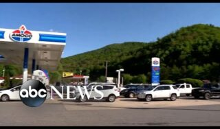 State of emergency declared in 4 states as gas pumps run dry after cyberattack l GMA
