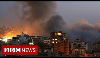 Why is the conflict in Israel and Gaza escalating? – BBC News