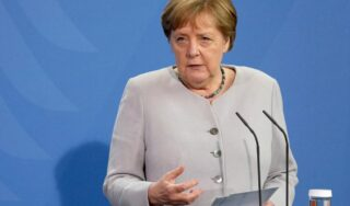 Angela Merkel given Moderna as second COVID-19 jab after having AstraZeneca as first injection
