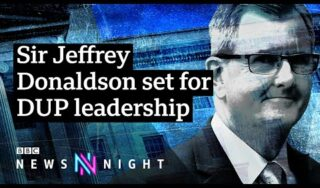 Can Jeffrey Donaldson fix Northern Ireland's Brexit-related problems? – BBC Newsnight