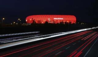 German stadiums to display rainbow colours during Hungary match in defiance of UEFA ban