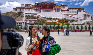 In Tibet, historical sites are at risk because of a tourism boom