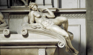 Michelangelo's statues cleaned with flesh-eating bacteria