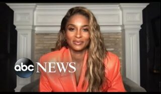 Singer Ciara: 'Self-care is the best care'