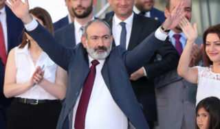 What does Pashinyan's election victory mean for Armenia?