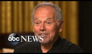 Wolfgang Puck's journey from tumultuous childhood in Austria to iconic chef   Nightline