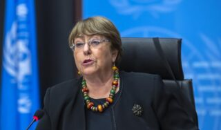 World in 'severe cascade of human rights setbacks', UN human rights chief warns