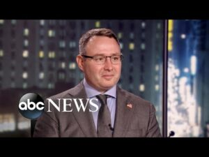 Alexander Vindman on reporting Trump call: 'I knew the right thing to do'