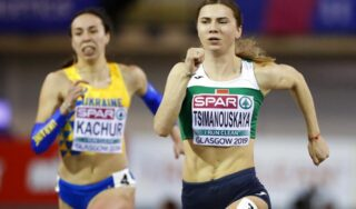 'Help me': Belarus sprinter says officials are trying to forcibly remove her from Tokyo