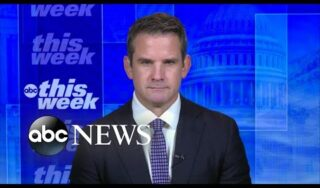 'I would support subpoenas… if that's the leader that's the leader': Kinzinger