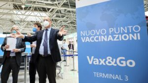 Italian website for vaccination appointments targeted by hackers