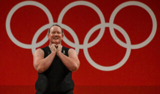 Laurel Hubbard becomes first openly trans woman to compete at Olympics
