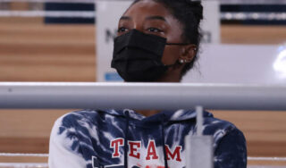 Simone Biles plans to compete balance beam final in Tokyo