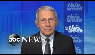 'Things are going to get worse': Dr. Anthony Fauci   ABC News