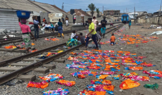 Fast fashion in U.S. is fueling environmental disaster in Ghana