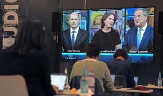 Germany election: SPD's Olaf Scholz wins latest television debate