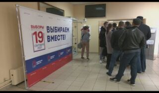 Putin's party poised for victory in Russian elections