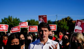 Trudeau makes final appeal ahead of Canada's election