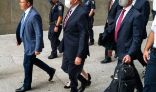Trump CFO's lawyer says he suspects more charges in NY tax case