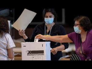 What to know about voting on election day   Ask CBC News