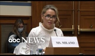 Alyssa Milano: 'No reason to be a celebrity if you're not going to use your voice'