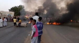 Apparent coup in Sudan puts transition to democracy at risk