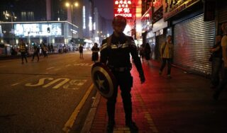 'Captain America' Hong Kong activist convicted under National Security Law