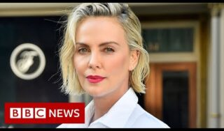 Charlize Theron: 'We need a fairer distribution of Covid vaccines' – BBC News