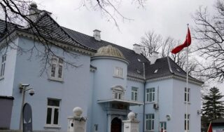 China condemns Tibetan-flagged election posters outside embassy in Denmark