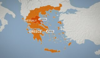 Climate change and human error shrivel Greek agriculture
