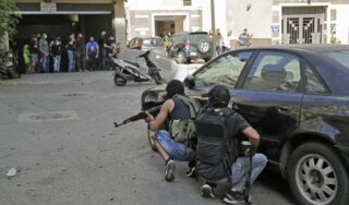 Lebanese Forces leader summoned to testify about Beirut clashes