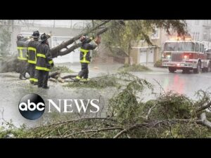 Massive storms hit country from coast to coast