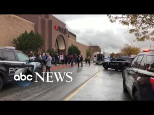 Police respond to reports of shots fired at Idaho mall