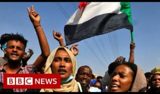Sudan's civilian leaders arrested amid military coup reports – BBC News