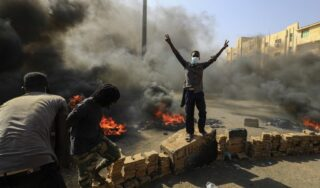 Sudan's military fires on anti-coup protesters, killing several