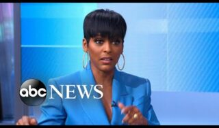 Tamron Hall talks new book, 'As the Wicked Watch'